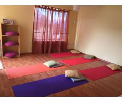 arriendo espacio Terapias/Yoga